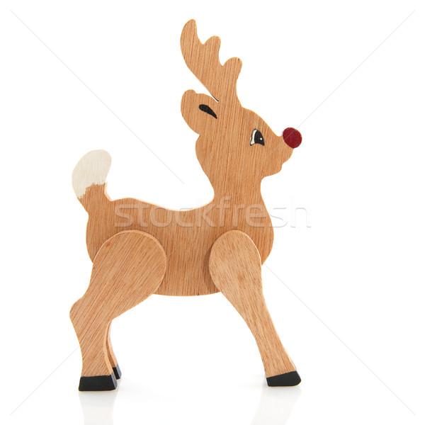 Rudolph  Stock photo © ivonnewierink