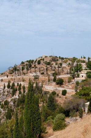 Greek mainland Stock photo © ivonnewierink