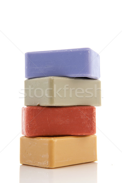 Soap bars from France Stock photo © ivonnewierink