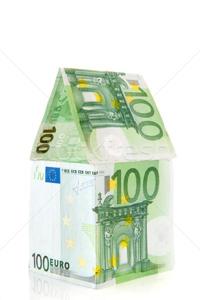 money house in Europe Stock photo © ivonnewierink