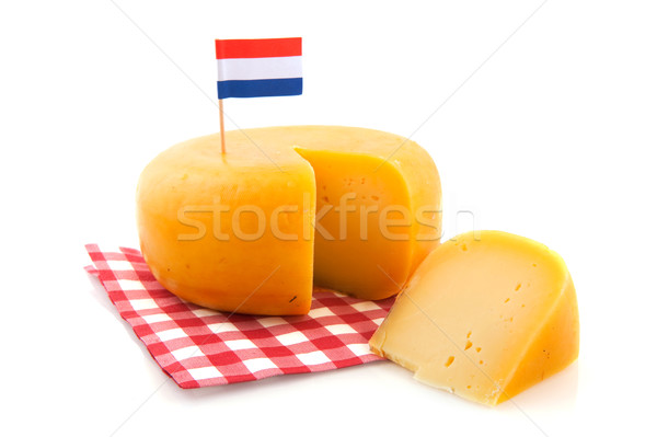 Dutch cheese Stock photo © ivonnewierink