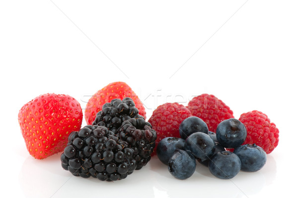 fruit diversity close Stock photo © ivonnewierink