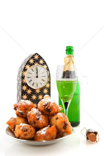 Dutch new years eve Stock photo © ivonnewierink