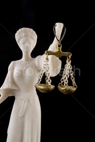 Justice Stock photo © ivonnewierink