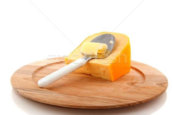 Dutch cheese Stock photo © ivonnewierink