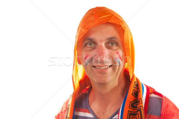 Dutch supporter Stock photo © ivonnewierink