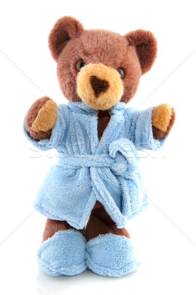 Sleepy bear Stock photo © ivonnewierink