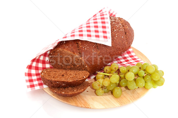 whole meal bread  Stock photo © ivonnewierink