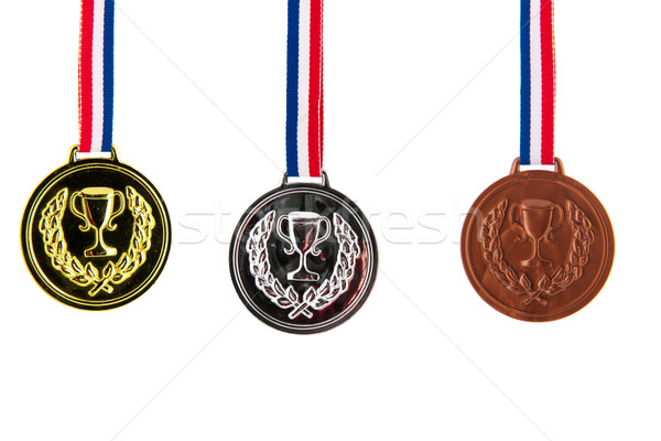 Dutch medals Stock photo © ivonnewierink