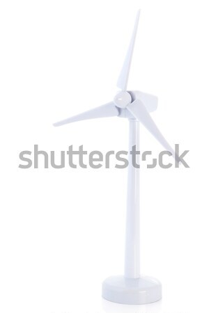 Wind turbine Stock photo © ivonnewierink