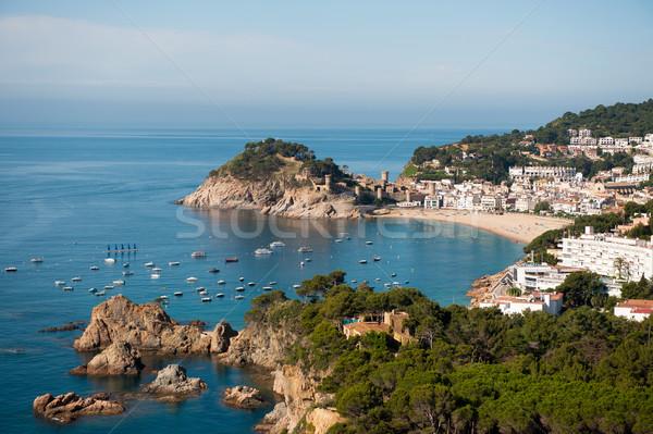 Spanish east coast Stock photo © ivonnewierink