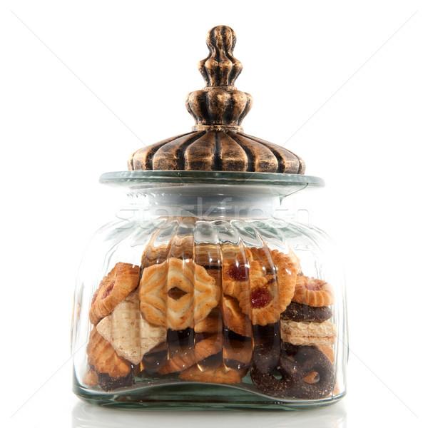 cookies Stock photo © ivonnewierink