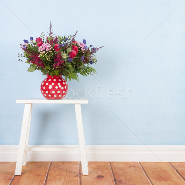 Mixed bouquet flowers Stock photo © ivonnewierink