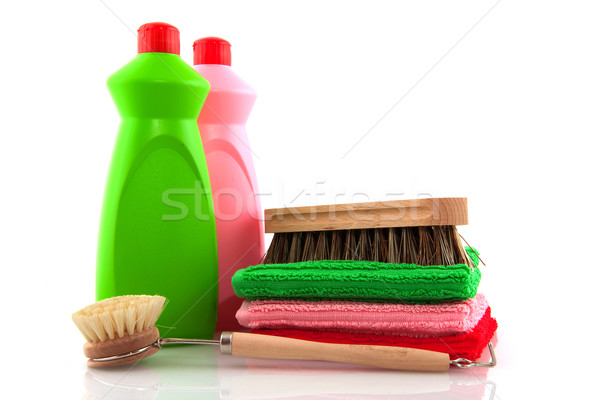 cleaning Stock photo © ivonnewierink