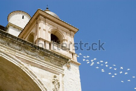 Assisi Stock photo © ivonnewierink