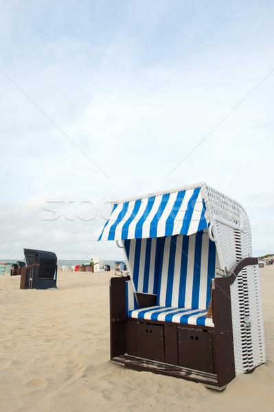 German wadden island Borkum Stock photo © ivonnewierink