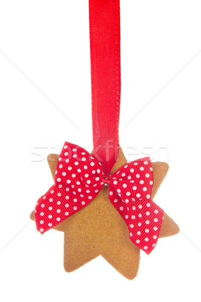 Ginger bread star Stock photo © ivonnewierink