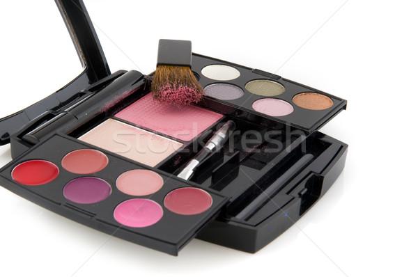 Make up box  Stock photo © ivonnewierink