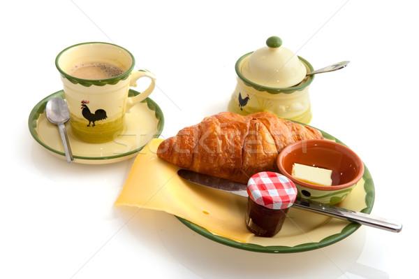 Breakfast Stock photo © ivonnewierink
