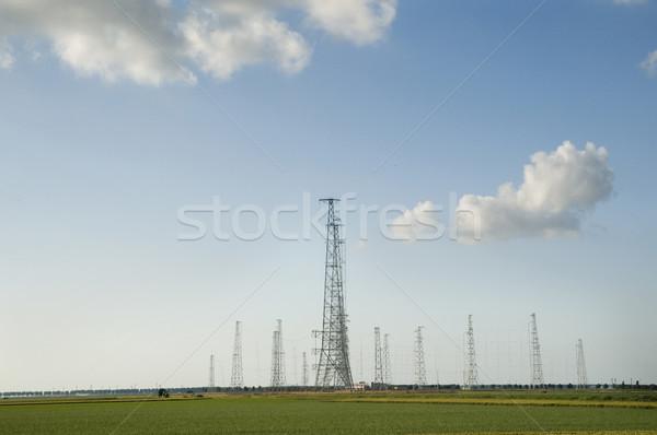 Power plant Stock photo © ivonnewierink