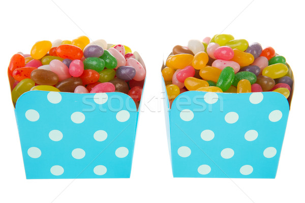 Cartons colorful candy Stock photo © ivonnewierink