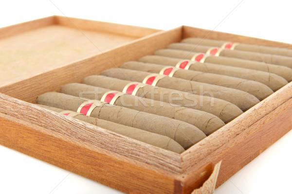 cigars Stock photo © ivonnewierink