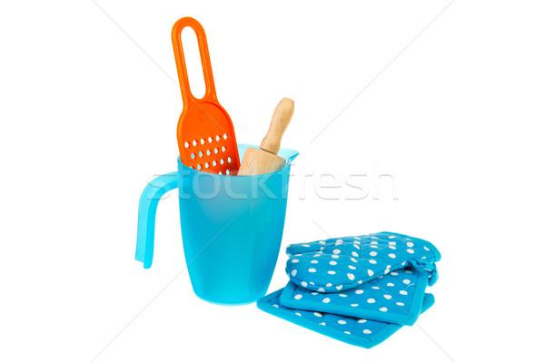 Kitchen utensil Stock photo © ivonnewierink