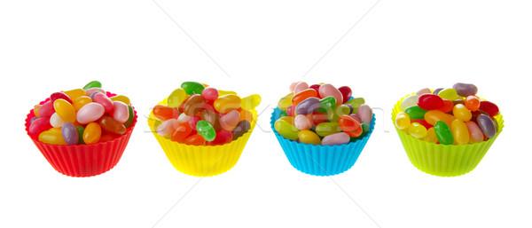 Jelly beans Stock photo © ivonnewierink
