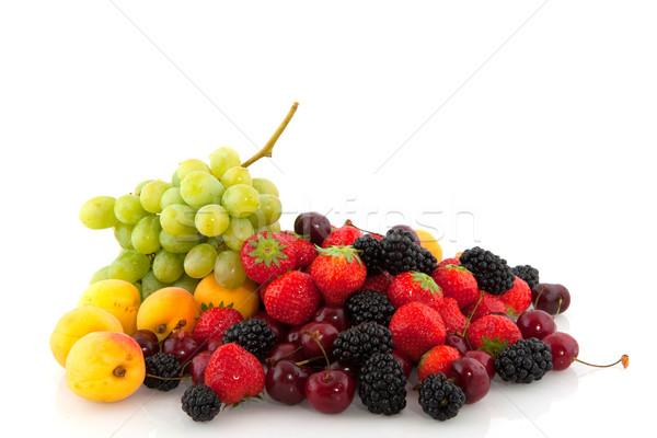 Fruit diversity Stock photo © ivonnewierink