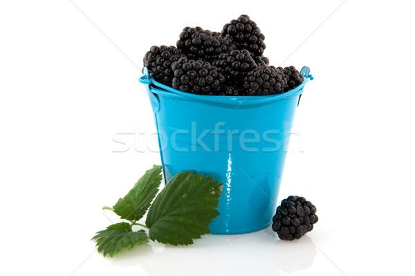 Blackberries Stock photo © ivonnewierink