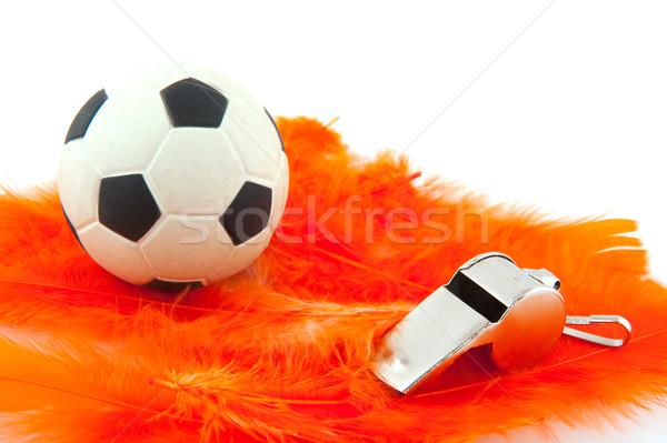 Dutch soccer Stock photo © ivonnewierink