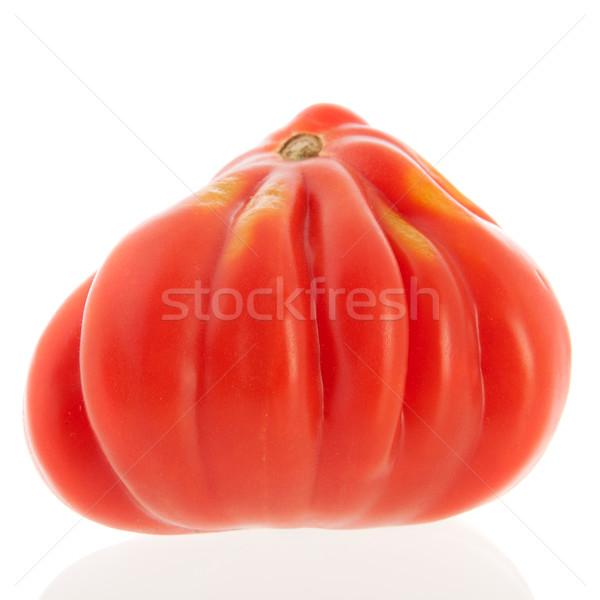 coeur de boeuf tomate Stock photo © ivonnewierink