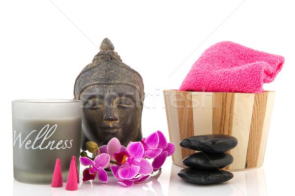 Wellness objects Stock photo © ivonnewierink