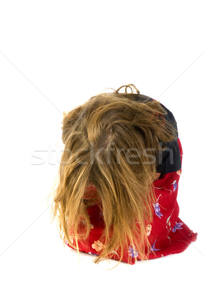 Abused Stock photo © ivonnewierink