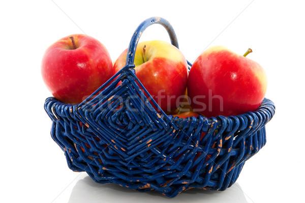 Apple harvest Stock photo © ivonnewierink
