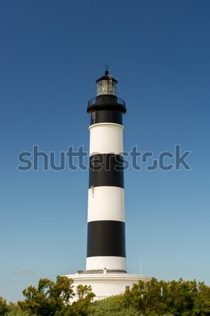Lighthouse Chassiron Island Oleron Stock photo © ivonnewierink