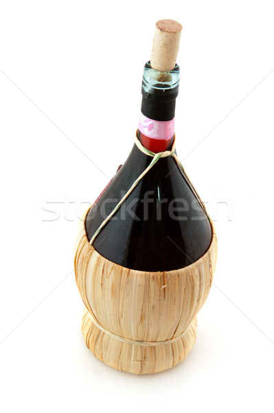 Stock photo: Chianti from Italy