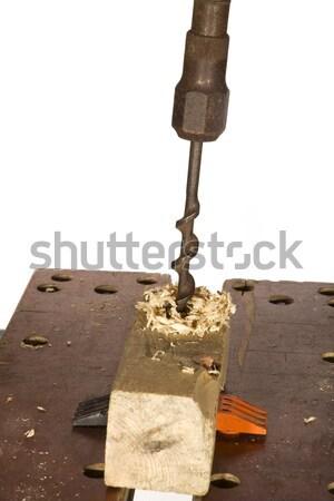 drill Stock photo © ivonnewierink