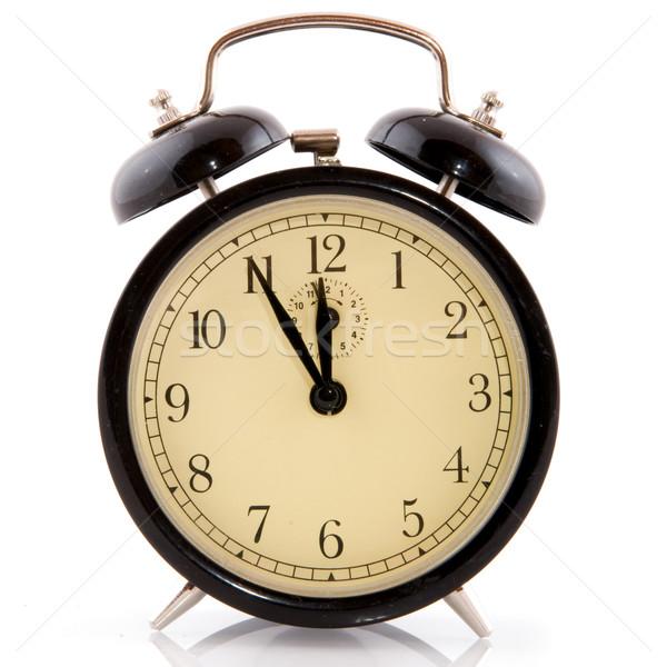 alarm clock Stock photo © ivonnewierink
