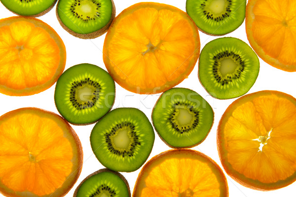 fruit transparency Stock photo © ivonnewierink