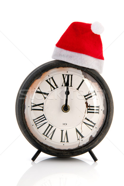 New year and Christmas Stock photo © ivonnewierink