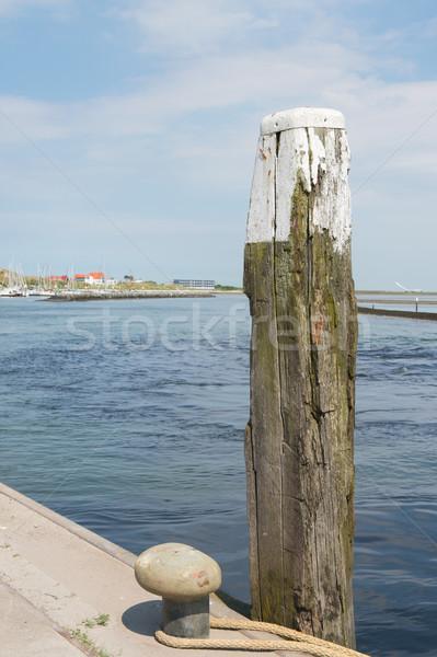 Coast Dutch Terschelling Stock photo © ivonnewierink