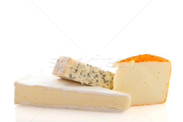 French cheese Stock photo © ivonnewierink
