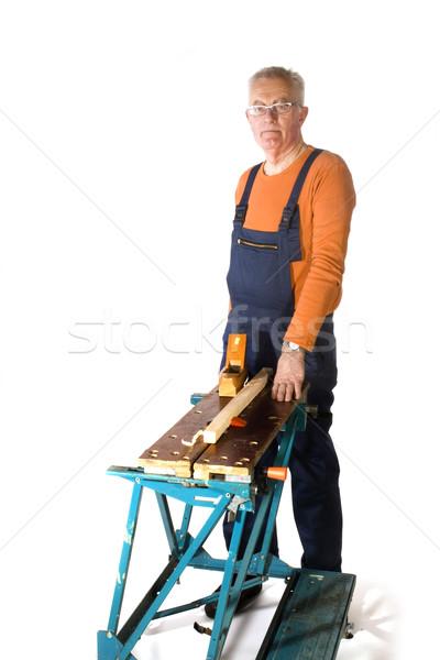 handyman Stock photo © ivonnewierink