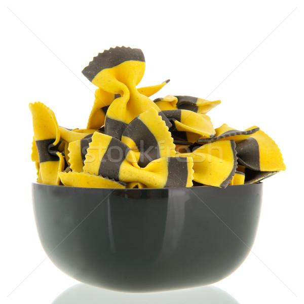 Butterflies pasta Stock photo © ivonnewierink
