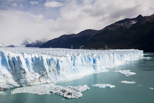 glazier in Patagonia Stock photo © ivonnewierink