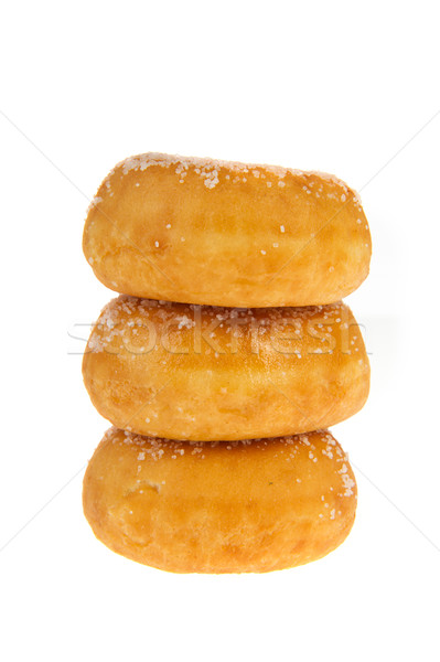 Sugary donuts Stock photo © ivonnewierink