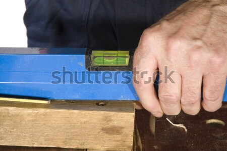 leveling Stock photo © ivonnewierink