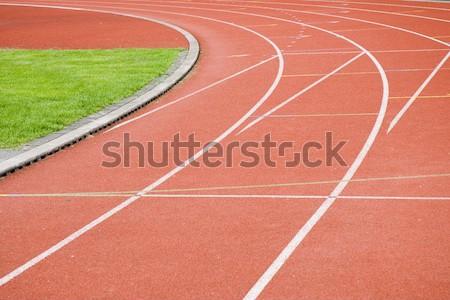 athletics-place Stock photo © ivonnewierink