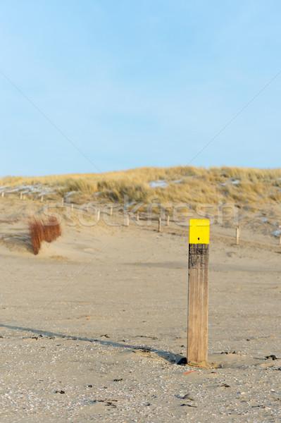 Stock foto: Strand · Pol · Insel · Natur · Landschaft